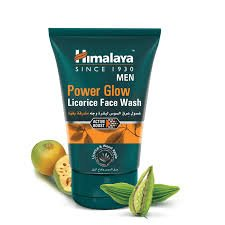 Buy Himalaya MEN Power Glow Licorice Face Wash, 100ml