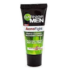 Buy Garnier Men Acno Fight Pimple Clearing Whitening Day Cream