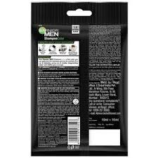 Garnier Men Shampoo Hair Color Shade 1.0 Natural Black