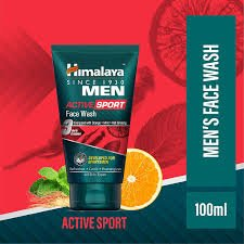 Buy Himalaya Men Active Sport Face Wash