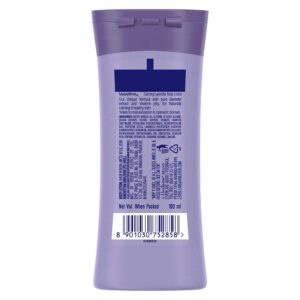 Vaseline Intensive Care Calming Pure Lavender Body Lotion