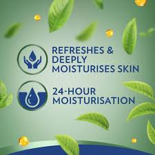 Vaseline Revitalizing Green Tea Body Lotion For Dull And Dry Skin jhakaas man