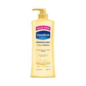 Vaseline Intensive Care Deep Restore Moisture Body Lotion