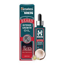 Himalaya Men Beard Intense Growth Beard Oil
