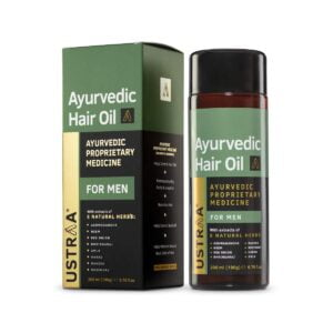 Buy Ustraa Ayurvedic Hair Oil