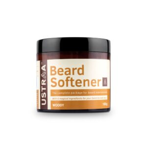 Buy Ustraa Beard Softener Woody | Jhakaas Man
