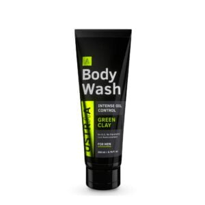 Buy Ustraa Body Wash Green Clay for men Intense oil Control | jhakaas man