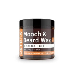 Buy ustraa Beard & Mooch Wax | Jhakaas Man